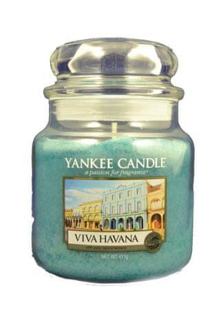 Yankee Candle Classic střední 411 g Viva Havana