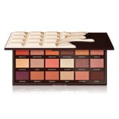 Makeup Revolution Paletka očných tieňov Nudes Chocolate 22 g