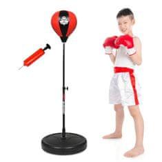 DBX BUSHIDO Dětská boxovací hruška se stojanem PSD2