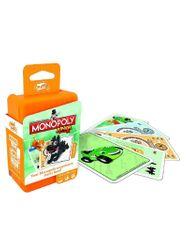 Cartamundi putni Monopoly Junior (karte)