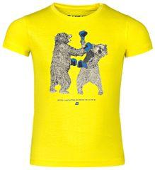 ALPINE PRO Chlapecké tričko