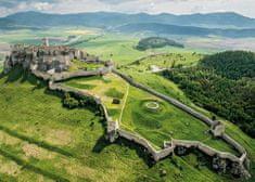 PuzzleMania Pohľad na Spišský hrad
