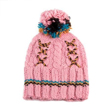Art of Polo Čepice se zimním vzorem.