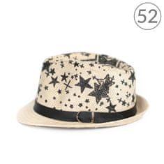 Art of Polo Trilby klobouk s hvězdičkami