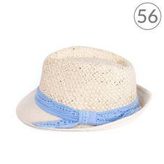 Art of Polo Trilby klobouk bílé-modrý