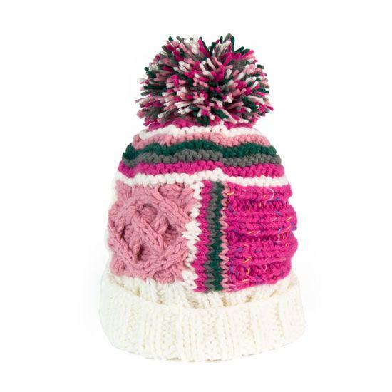 Art of Polo Trendy zimní čepice růžová