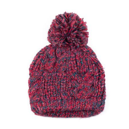 Art of Polo Silná zimní čepice v melanži.