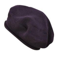 Art of Polo Bavlněný baret černý.
