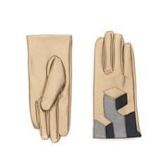 Art of Polo Moderní rukavice Electro béžové.