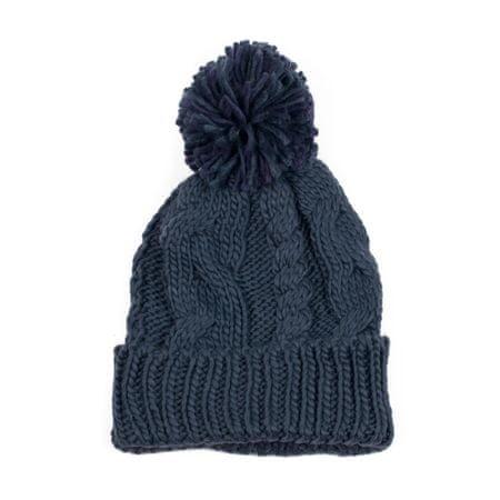 Art of Polo Teplá zimní čepice s střapcem.