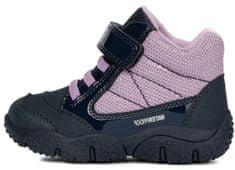 Geox dívčí kotníčková obuv B BALTIC GIRL WPF