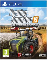 Focus Farming Simulator 19 - Platinum Edition (PS4)