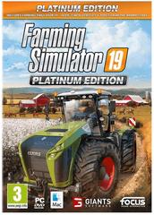 Focus Farming Simulator 19-Platinum Edition (PC)