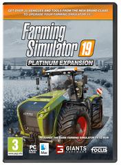 Focus Farming Simulator 19 - Platinum Expansion (PC)