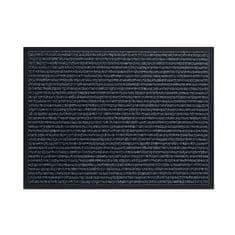 Antracitová čistící vnitřní vstupní rohož Everton - 0,8 cm