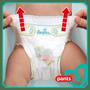 4 - Pampers pieluchomajtki Pants Maxi+ rozm. 4+ (50 szt) - pieluchomajtki (9-15 kg) – Jumbo Pack