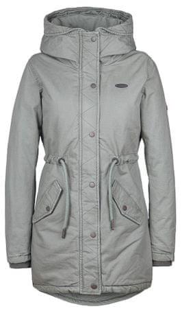 Alife and Kickin ženska jakna s kapuljačom Flora M zelena