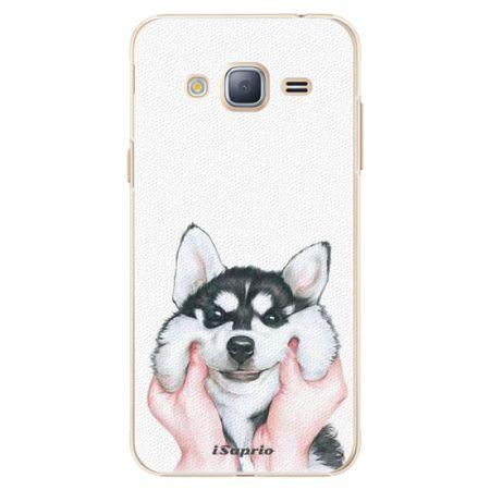iSaprio Plastový kryt - Malamute 01 pro Samsung Galaxy J3 (2016)