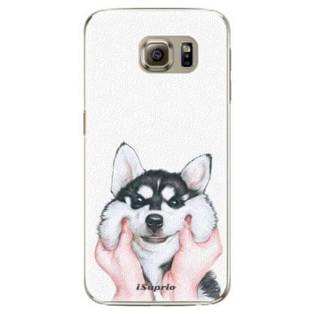 iSaprio Plastový kryt - Malamute 01 pro Samsung Galaxy S6 Edge Plus