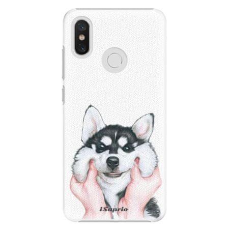 iSaprio Plastový kryt - Malamute 01 pro Xiaomi Mi 8