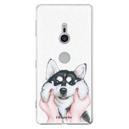 iSaprio Plastový kryt - Malamute 01 pro Sony Xperia XZ2