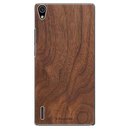 iSaprio Plastový kryt - Wood 10 pro Huawei Ascend P7