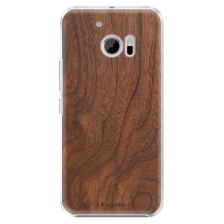 iSaprio Plastový kryt - Wood 10 pro HTC 10