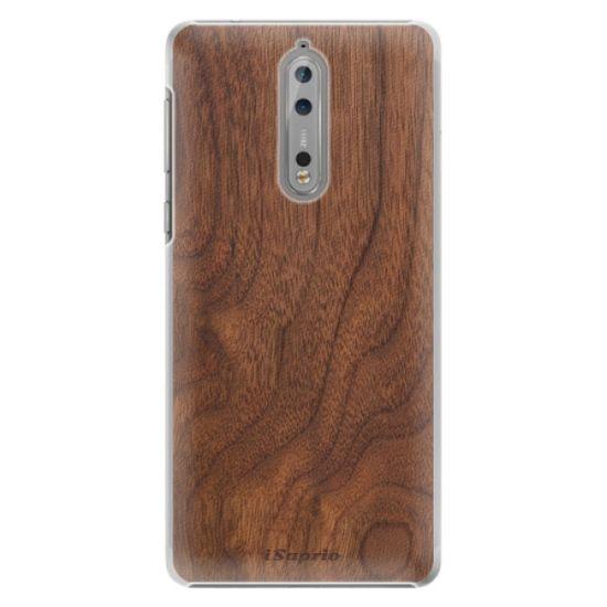 iSaprio Plastový kryt - Wood 10 pro Nokia 8