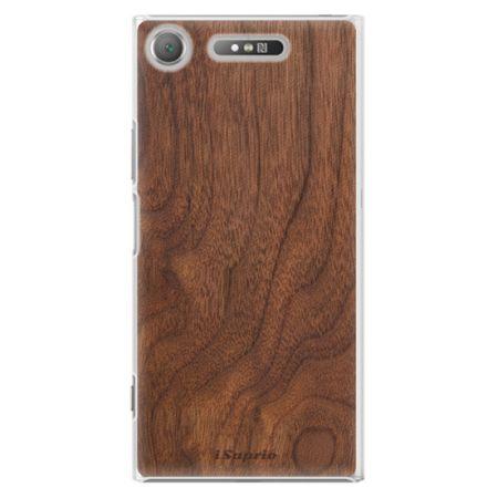 iSaprio Plastový kryt - Wood 10 pro Sony Xperia XZ1