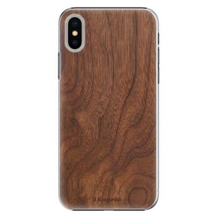 iSaprio Plastový kryt - Wood 10 pro Apple iPhone X