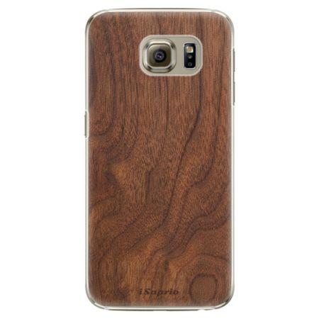 iSaprio Plastový kryt - Wood 10 pro Samsung Galaxy S6 Edge