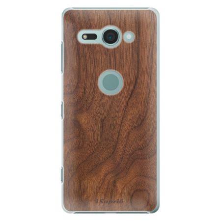 iSaprio Plastový kryt - Wood 10 pro Sony Xperia XZ2 Compact