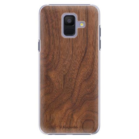 iSaprio Plastový kryt - Wood 10 pro Samsung Galaxy A6
