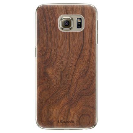 iSaprio Plastový kryt - Wood 10 pro Samsung Galaxy S6