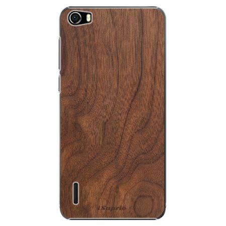 iSaprio Plastový kryt - Wood 10 pro Honor 6