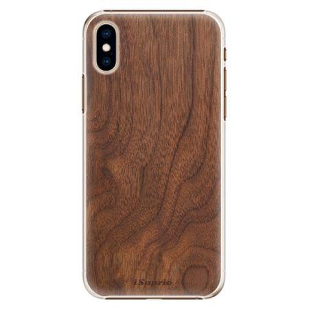 iSaprio Plastový kryt - Wood 10 pro Apple iPhone Xs
