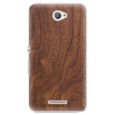 iSaprio Plastový kryt - Wood 10 pro Sony Xperia E4