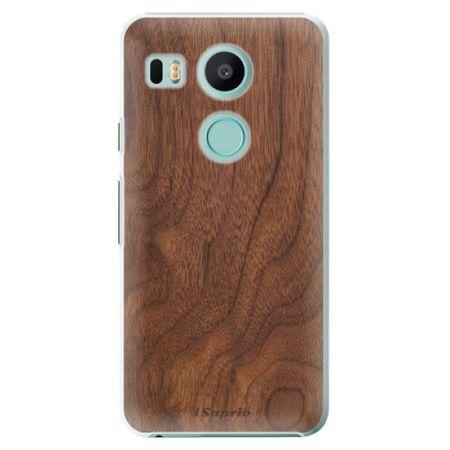 iSaprio Plastový kryt - Wood 10 pro LG Nexus 5X