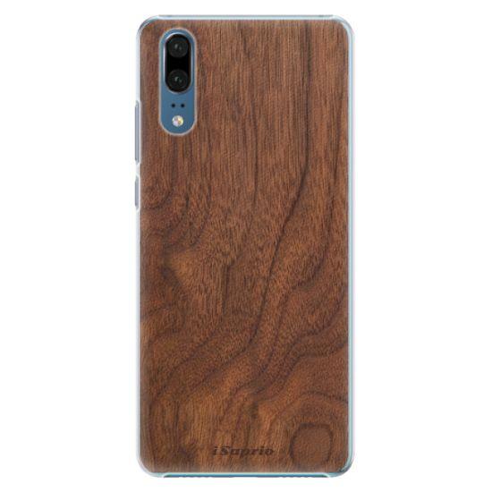 iSaprio Plastový kryt - Wood 10 pro Huawei P20