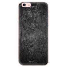 iSaprio Plastový kryt s motívom Black Wood 13