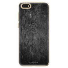 iSaprio Plastový kryt s motivem Black Wood 13
