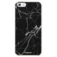 iSaprio Plastový kryt s motívom Black Marble 18