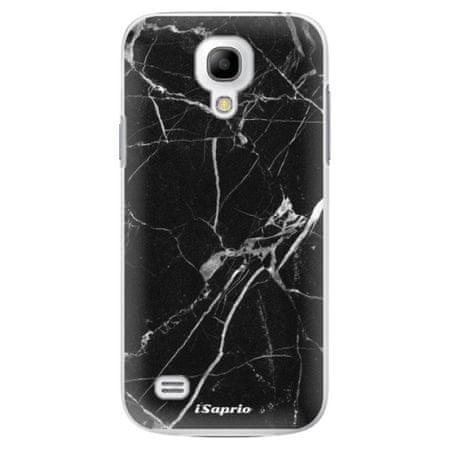 iSaprio Plastový kryt - Black Marble 18 pro Samsung Galaxy S4 mini i9195