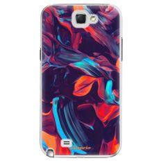 iSaprio Plastový kryt s motivem Color Marble 19