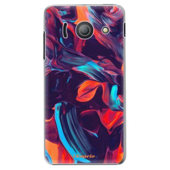 iSaprio Plastový kryt - Color Marble 19 pro Huawei Ascend Y300