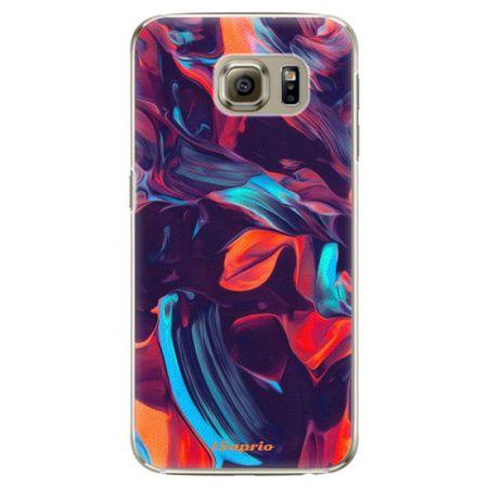 iSaprio Plastový kryt - Color Marble 19 pro Samsung Galaxy S6