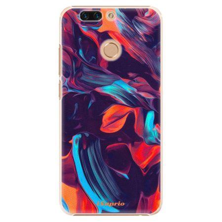 iSaprio Plastový kryt - Color Marble 19 pro Honor 8 Pro