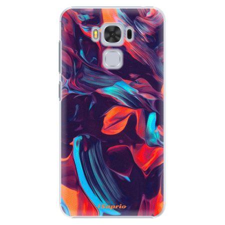 iSaprio Plastový kryt - Color Marble 19 pro Asus ZenFone 3 Max (ZC553KL)
