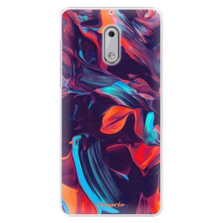 iSaprio Plastový kryt - Color Marble 19 pro Nokia 6