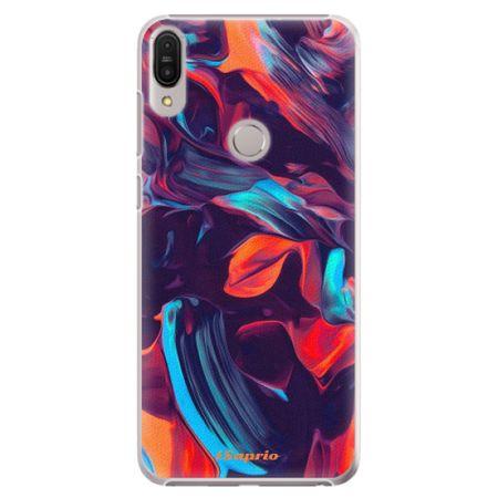 iSaprio Plastový kryt - Color Marble 19 pro Asus Zenfone Max Pro ZB602KL